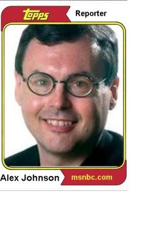 Alex Johnson — Journalist- screenshot