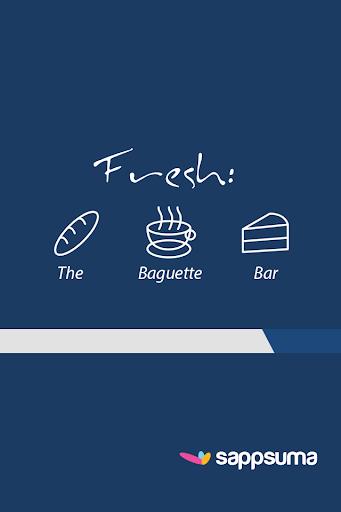 Fresh Baguette bar