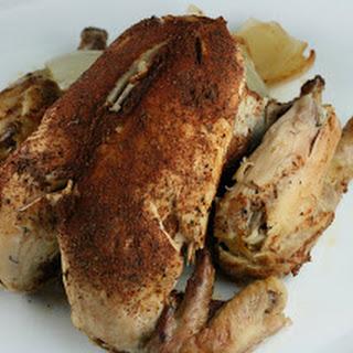 CrockPot Rotisserie-Style Chicken