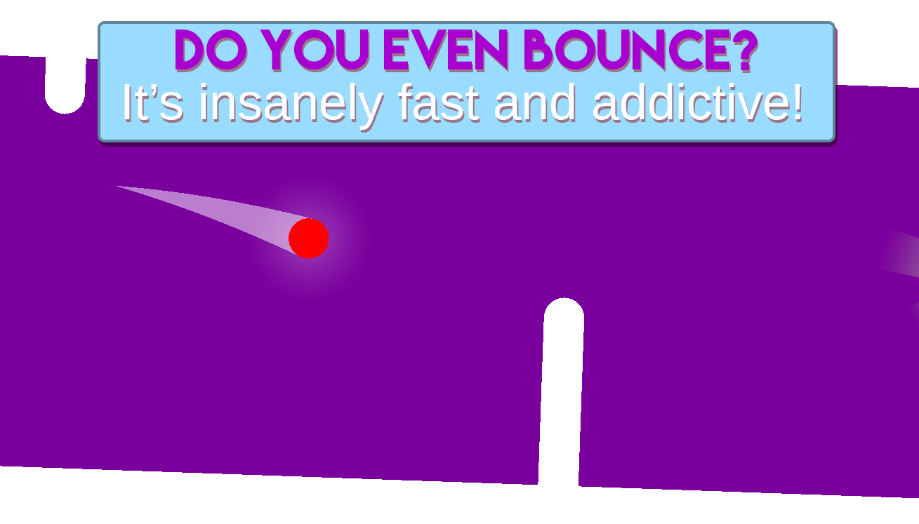 Bouncing!- screenshot