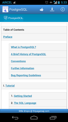 PostgreSQL Documentation