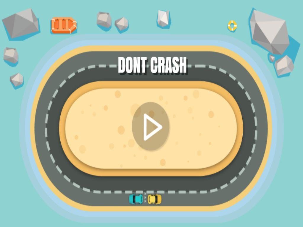 Don't Crash- screenshot