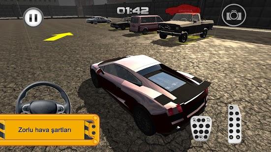 araba park etme 3d - google play'de android uygulamaları