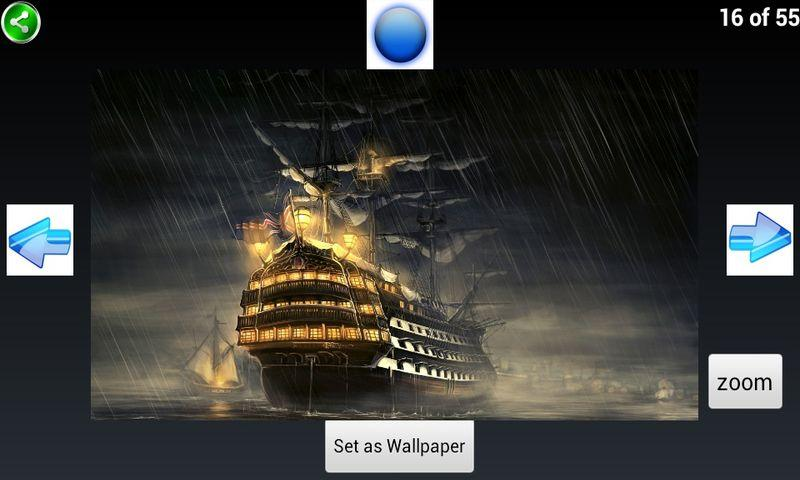 Pirate Ships Wallpapers- screenshot