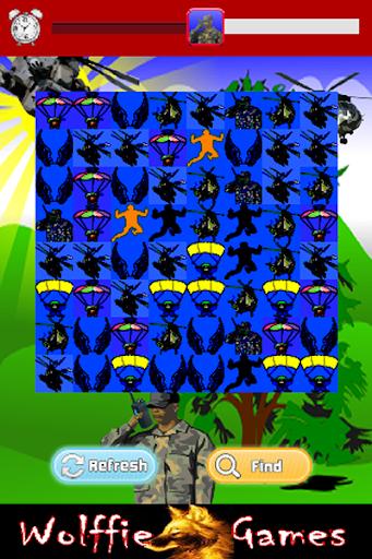 【免費動作App】Army Parachute Man-APP點子