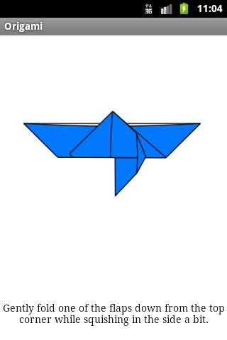 Origami- screenshot