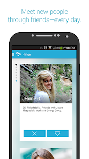 Hinge - screenshot thumbnail