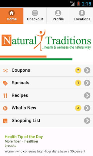 Natural Traditions Inc.