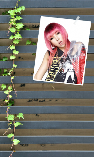 2NE1 Minzy Wallpaper 01-KPOP