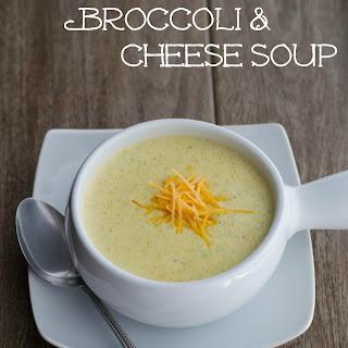 Copycat Panera Broccoli & Cheese Soup.