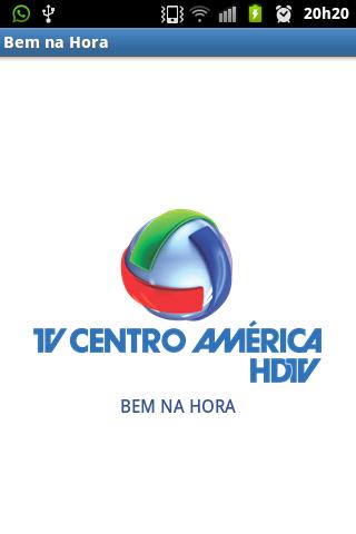 Bem na Hora -TV Centro América