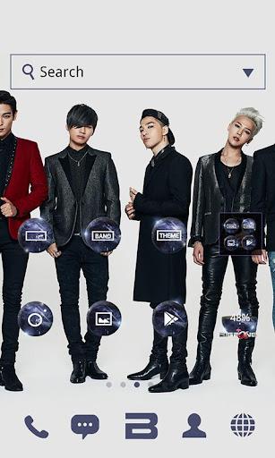 BIGBANG+α LINEランチャーテーマ