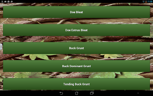 Free Field Caller - Deer Calls - screenshot thumbnail