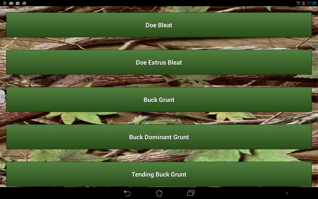 Free Field Caller - Deer Calls- screenshot
