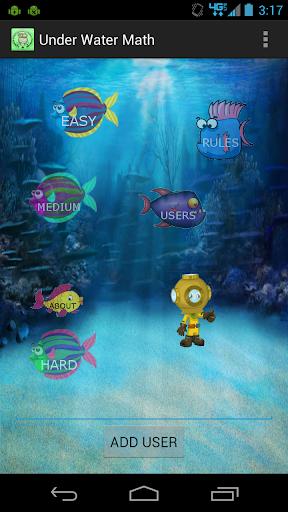 Underwater Math