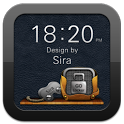 Sira GO Locker Theme icon