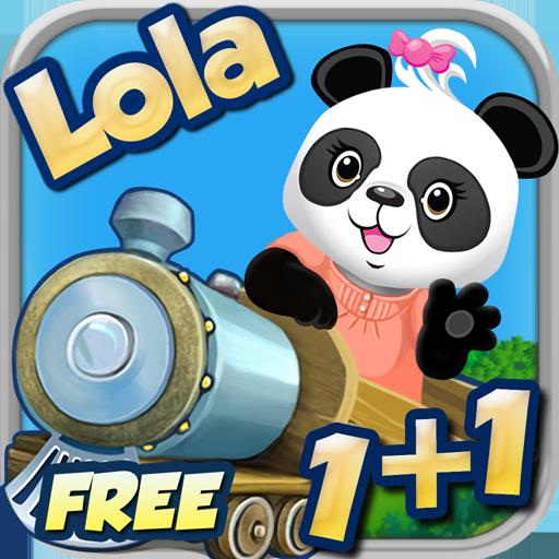 Lola\'s Math Train - Learn 1+1