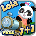Lola's Math Train - Learn 1+1 icon