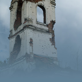 by Tomo Egredžija - Buildings & Architecture Decaying & Abandoned