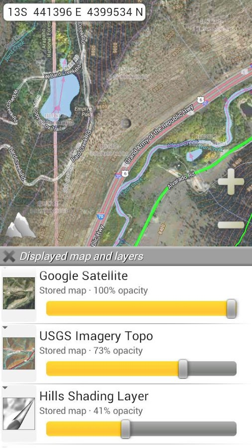 how to use gps hiking