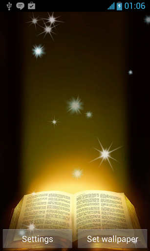God Live Wallpaper 4.0 screenshots 5