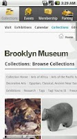 Screenshot of Museums In NYC