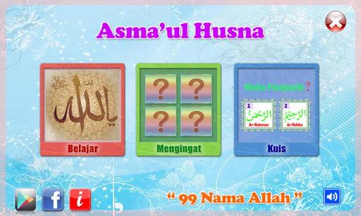 Belajar Asmaul Husna