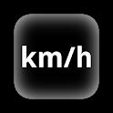 GPS Speedometer (km / h) logo