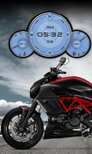 Ducati Diavel Compass HD LWP