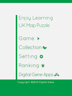 Enjoy learning uk map puzzle apps on google play screenshot image gumiabroncs Image collections