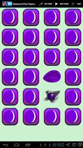 【免費策略App】Diamond Pair Game-APP點子