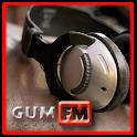GumFM Radio logo