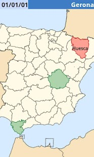 Provinces of Spain - screenshot thumbnail