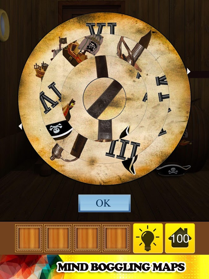 100 Doors Brain Teasers 2- screenshot