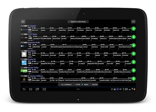 TVStreams 4.05 screenshots 2