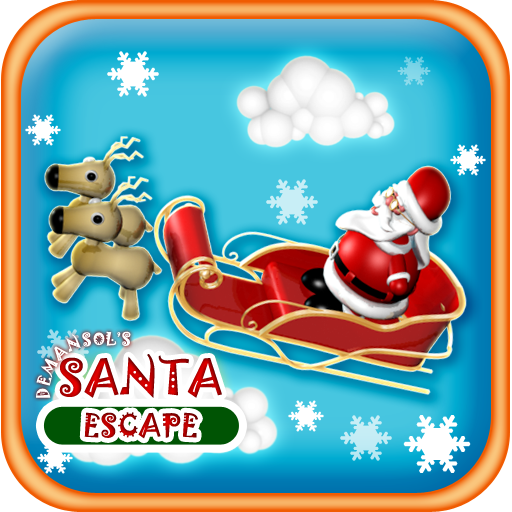 Santa Chariot Escape Free