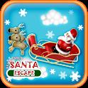 Santa Chariot Escape logo