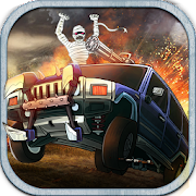 Game Monster Car Hill Racer APK for Windows Phone