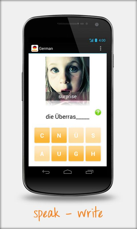 Learn German with Babbel - screenshot
