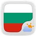Bulgarian Language GOWeatherEX icon