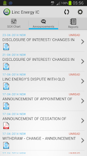 Linc Energy IC- screenshot thumbnail