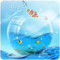 3D Fish Tank Aquarium icon