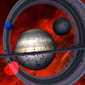 GYROSCOPIC 3D COLOR DEEP SPACE icon