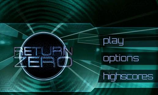 Return Zero - screenshot thumbnail