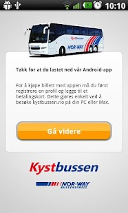 Kystbussen - screenshot thumbnail
