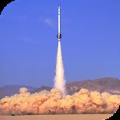 Rocket Live Wallpaper