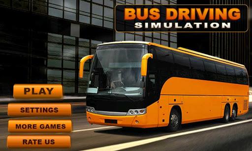 城市公交車司機模擬器