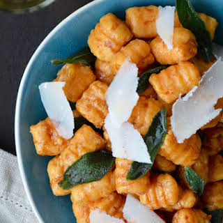 Sweet Potato Gnocchi with Balsamic Brown Butter.