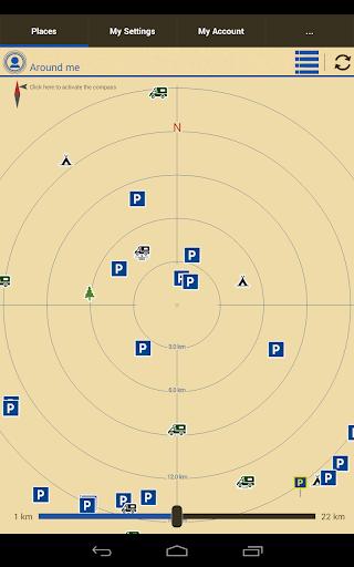park4night - Motorhome camper 5.3.2 screenshots 18