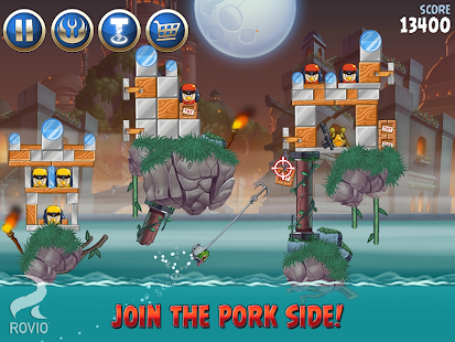 Angry Birds Star Wars II - screenshot thumbnail